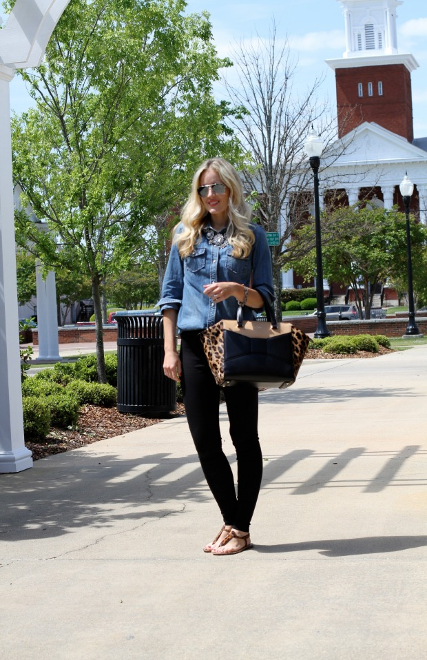 Denim and Kate Spade Beau Bag on CaliCrest.com.jpg