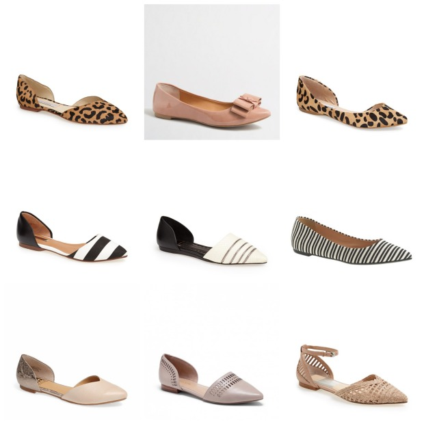 Neutral Flats on CaliCrest.com