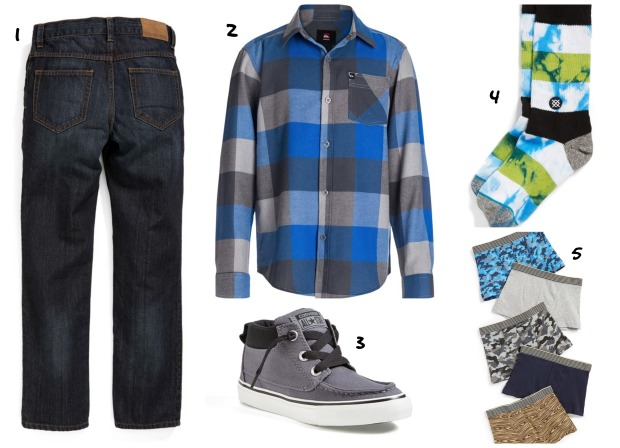 Boys Back to School Nordstrom Anniversary Sale must haves on CaliCrest.com