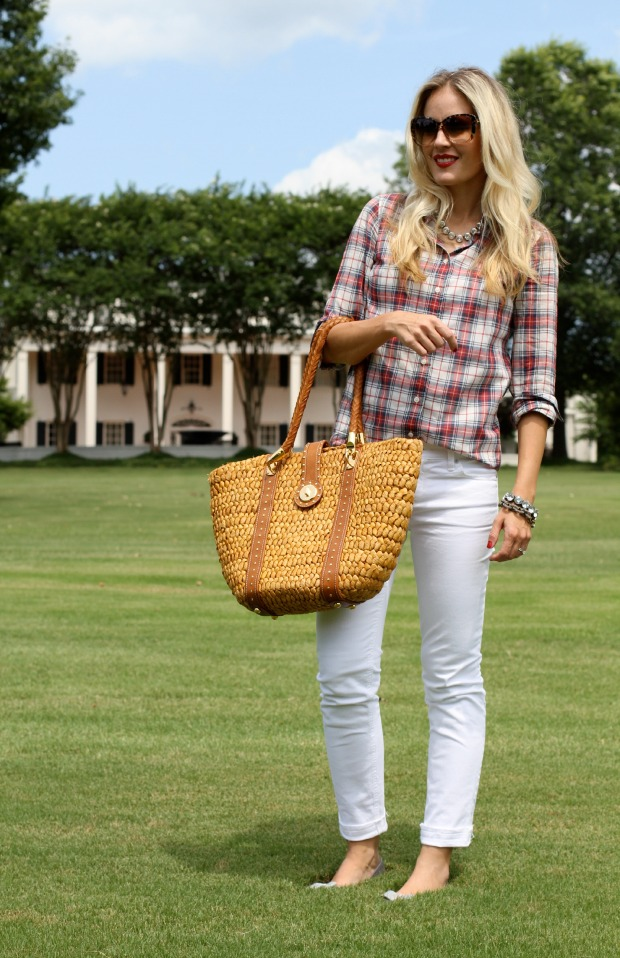 Fourth of July style on CaliCrest.com #jcrew #gap #michaelkors #tomford