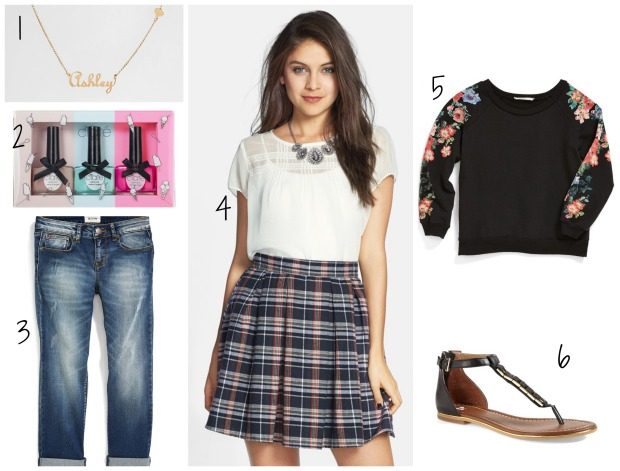 Nordstrom Sale Must Haves for tween, middle school, and teen girls on CaliCrest.com