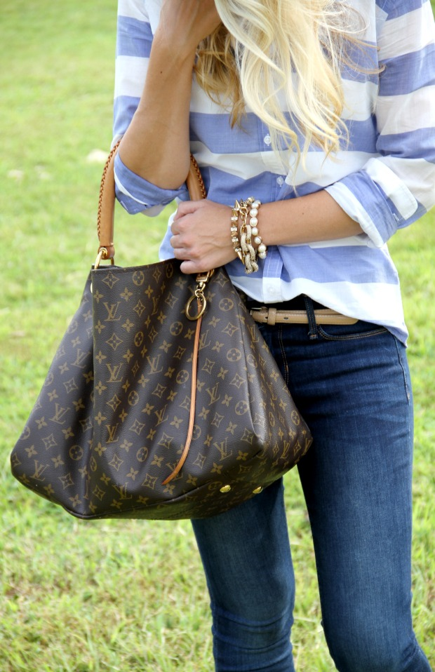 Oversized Louis Vuitton Bag on CaliCrest.com