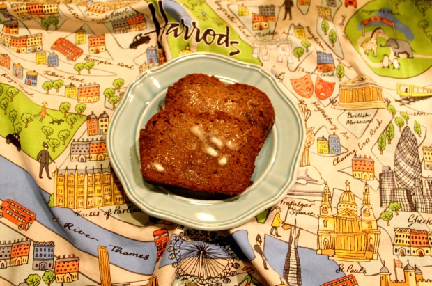 The best banana bread on CaliCrest.com