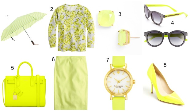 Yellow Wish List on CaliCrest.com