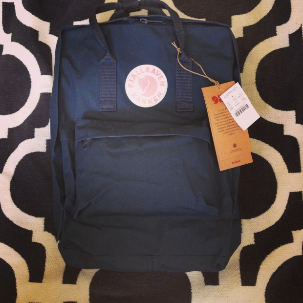 Fjallraven Classic Kanken Backpack from JCrew