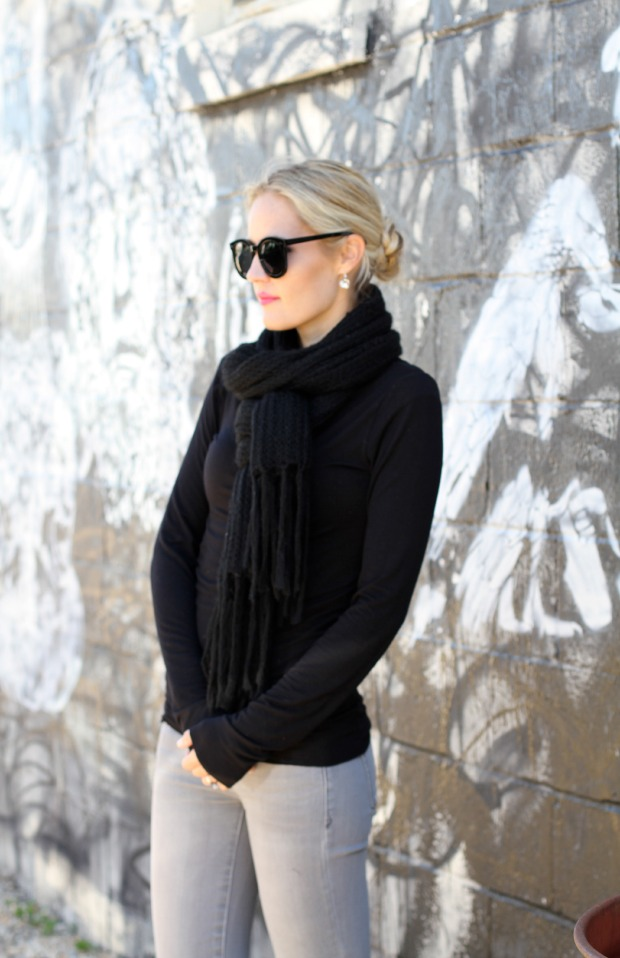 Black and Grey Fall Style on CaliCrest.com