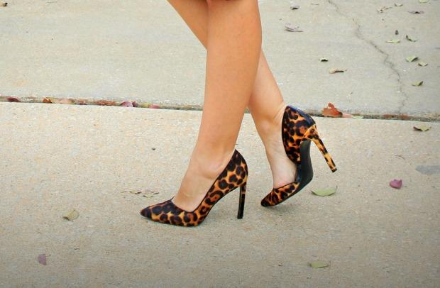 Leopard Heels on CaliCrest.com