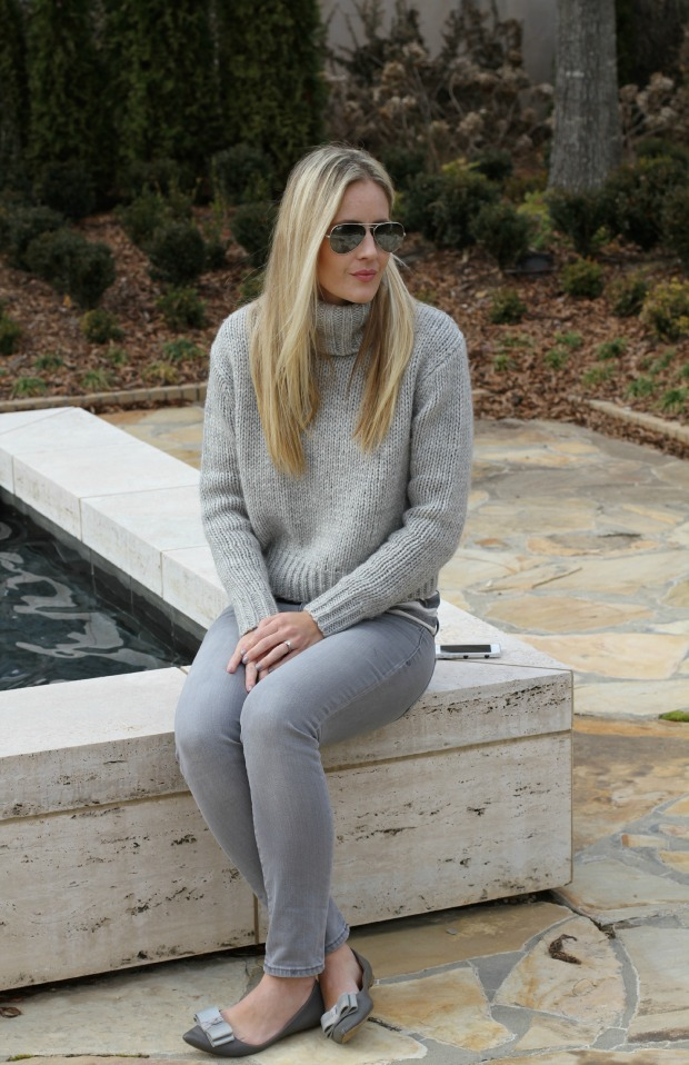 Grey Winter Style on CaliCrest.com