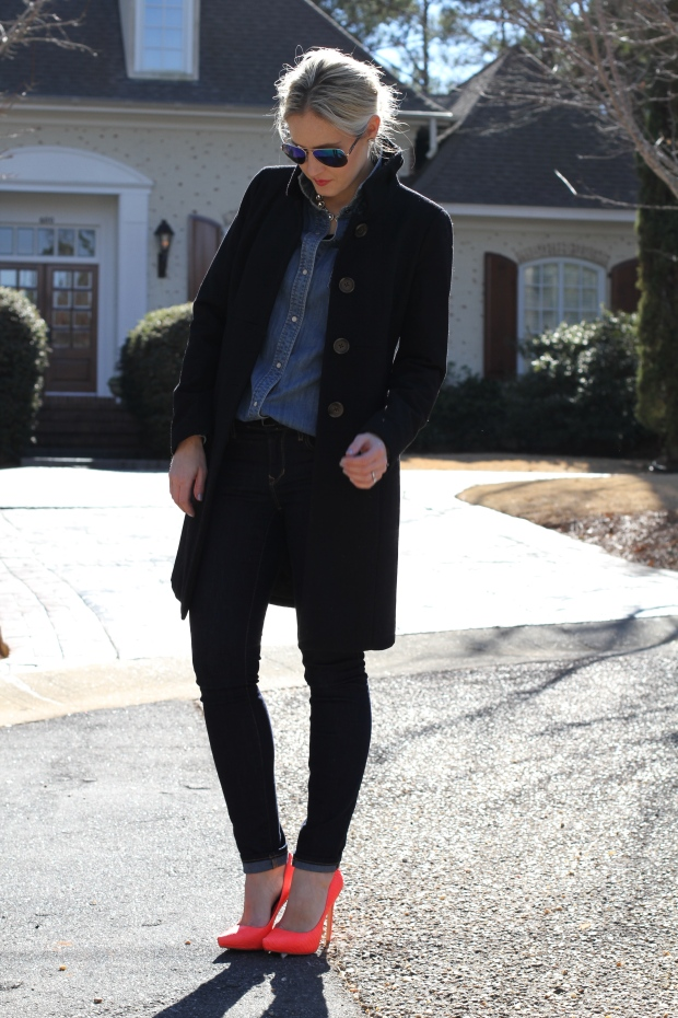 J.Crew Coat on CaliCrest.com