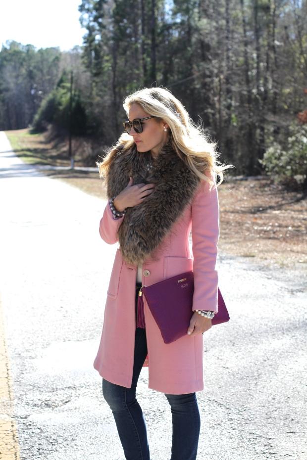 Faux Fur Collar on CaliCrest.com