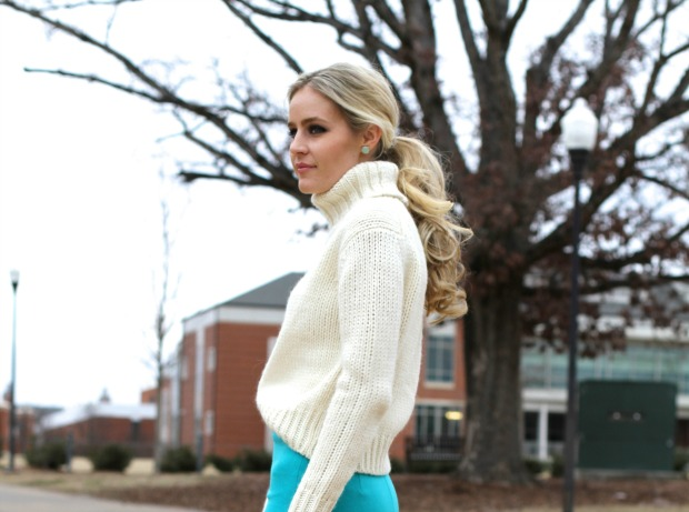J.Crew Turtleneck on CaliCrest.com