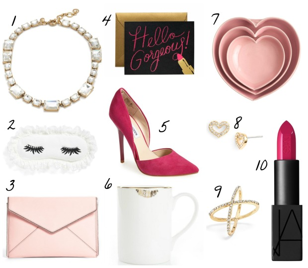 Valentine's Day Gift Ideas under $100 on CaliCrest