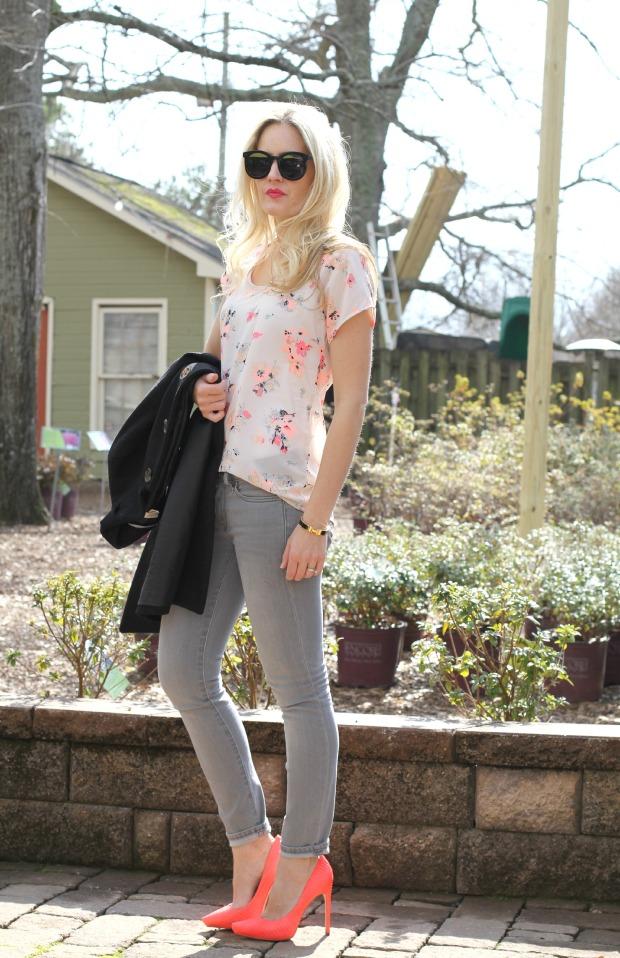 Floral Shirt on CaliCrest.com