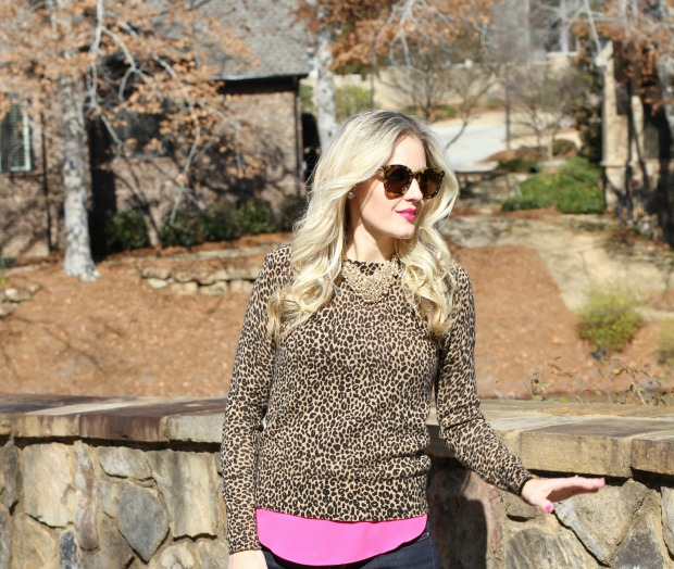 Pink and Leopard on CaliCrest