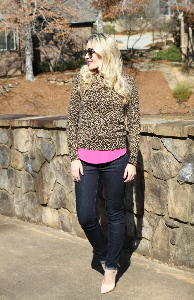 Pink and Leopard Style on CaliCrest