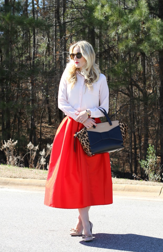 Pink and Red Valentine's Day Style on CaliCrest