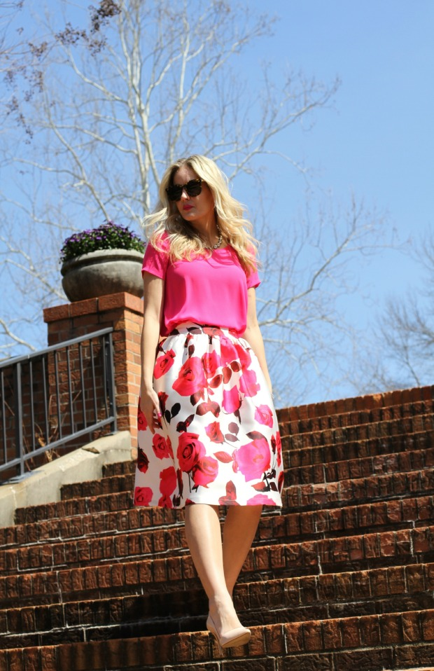 Spring Style on CaliCrest