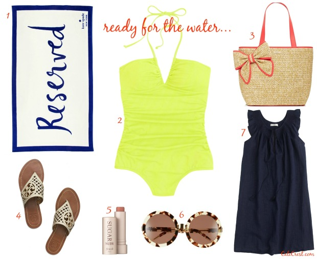 poolbeach style on CaliCrest.com
