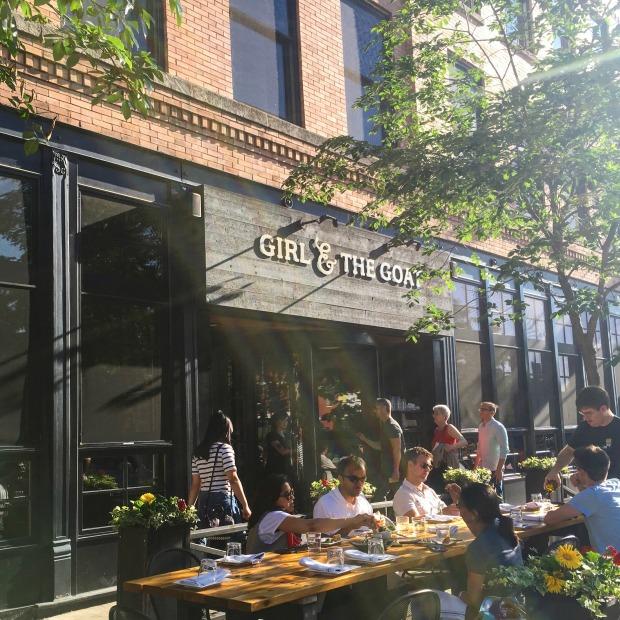 Girl & The Goat in Chicago on CaliCrest.com